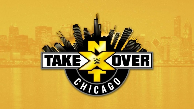NXT TakeOver Chicago 2018 от Кенникса