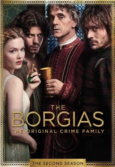 Сериал Борджиа (2 11) смотреть онлайн бесплатно в