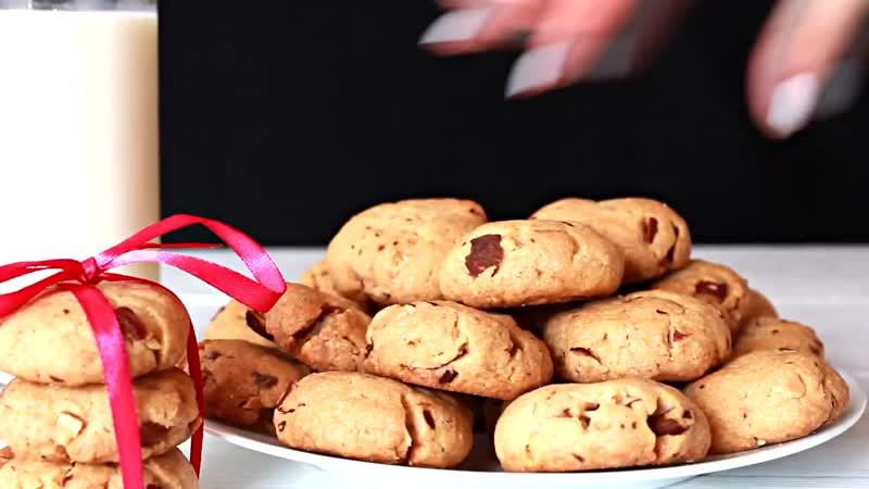 Миндальное Печенье от Kinfolk Table | Больше рецептов в группе Десертомания