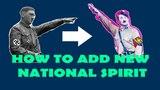 Tutorial #3 - Creating a New National Spirit