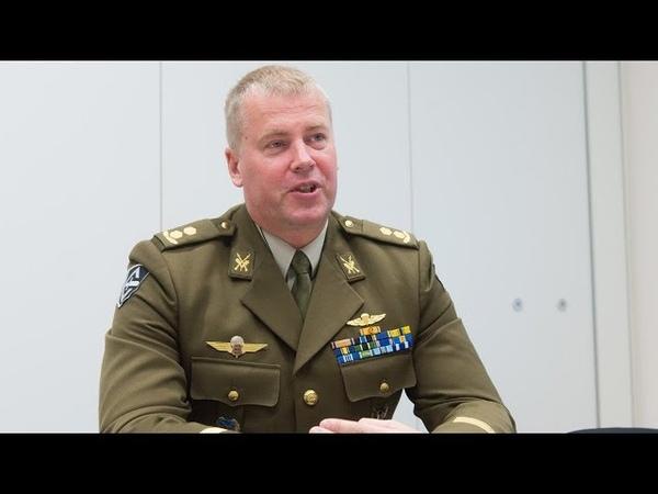 Ему место в дурдоме: глава эстонского спецназа предрек российской aрмии гибeль вТаллине...