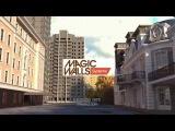 Отделка дома под ключ по технологии Magic Walls Systems