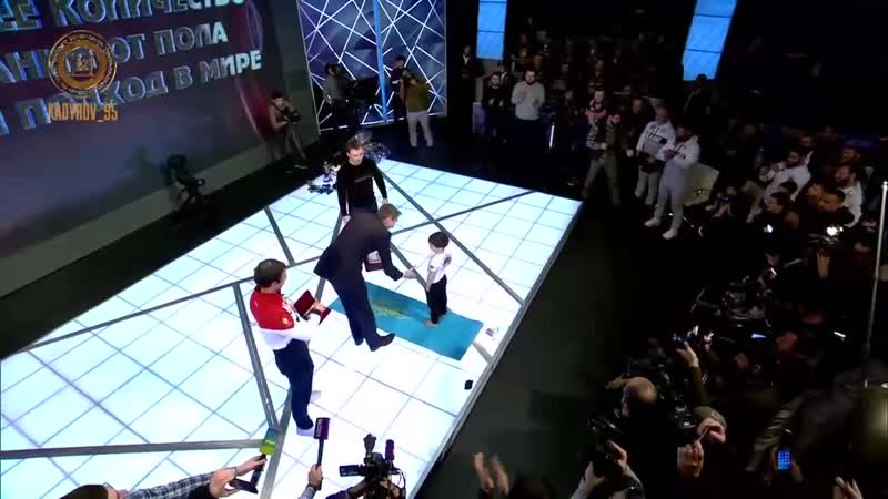 Рамзан Кадыров присвоил Рахиму Куриеву звание ПОЧЕТНЫЙ ГРАЖДАНИН ЧЕЧЕНСКОЙ РЕСПУ
