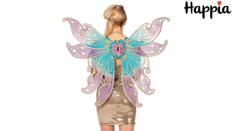 Огромные крылья бабочки / Обзор