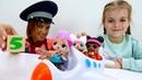 Куклы Лол на море Маша Капуки и видео для девочек