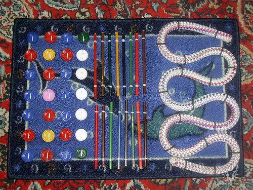 Как сделать массажный коврик своими руками для детского сада