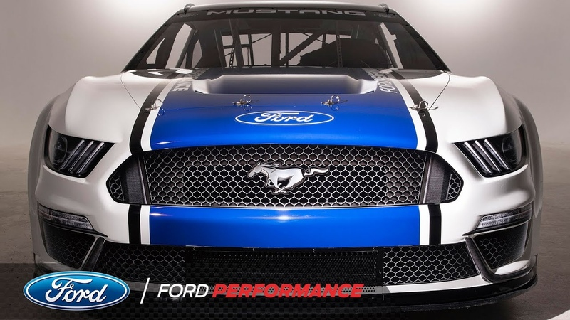 NASCAR Cup Series Ford Mustang Unveiled   Ford Performance