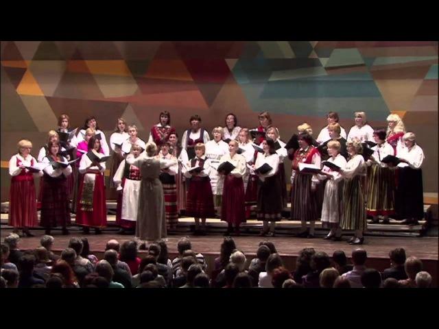 Ko Matsushita: Ave Regina coelorum - Female Choir of Estonian Choral Conductors, Tallinn, Estonia