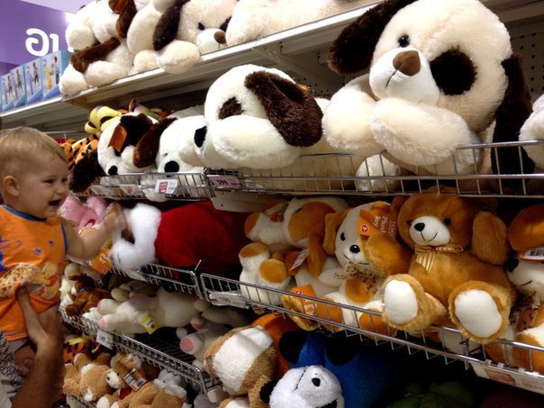 Бизнес идея: Производство мягких игрушекКак бы ни был наполнен рыно