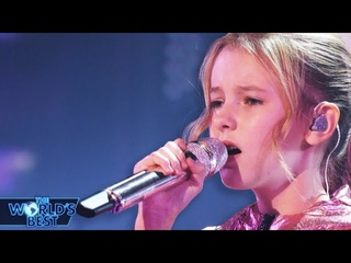 Daneliya Smashes P!nk's 'What About Us' - The World's Best Championships