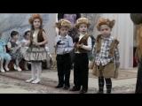 Детский сад и счастливые дети