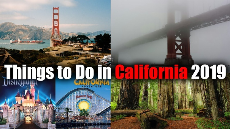 Things to Do in California Most Popular Attractions Lake Tahoe,General Sherman,Death Valley