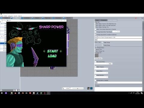 Pixel Game Maker MV-объекты воздействия,кнопки, двери.