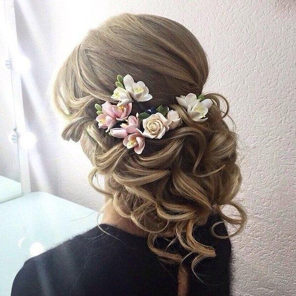 Немножко красивых причёсок для девушек