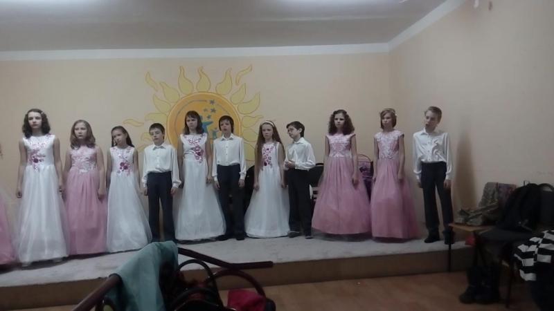 Астана. репетиция в гримерке