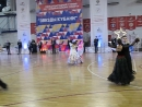 11 крестов Танго.Открытые краевые соревнования юниоры 1 стандарт открытый класс