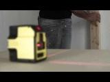 Лазерный уровень-построитель плоскостей STANLEY