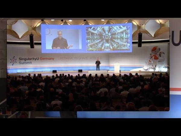Biotechnology Nanotechnology Andrew Hessel SingularityU Germany Summit 2017