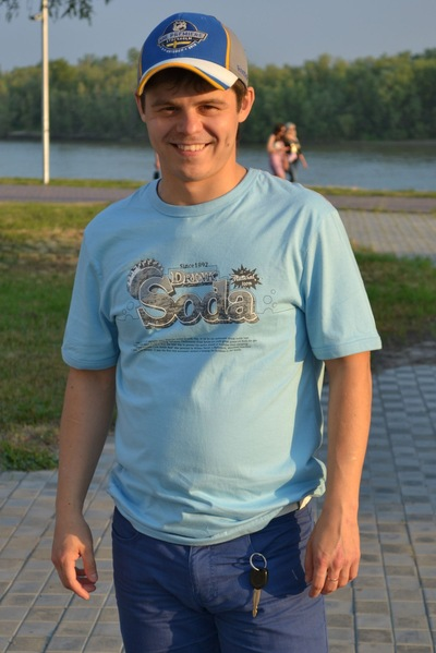 Роман Рыбин, 27 декабря 1994, Омск, id41007579