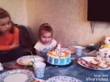 Дариночка. День рождения. 7 мая 2018