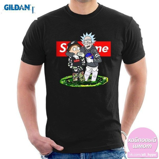 Футболка Supreme -