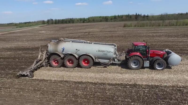 SKAMSTRUP 2016 _ Year in review _ Krone, Claas, Fendt, Case, New Holland