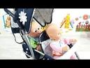 Распаковываем Испанскую коляску для кукол.Коляска для двойняшек серии Романтик DeCuevas