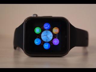 Умные часы Smart Watch W8 (обзор)