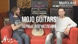 Обзор гитары от Mojo Guitars Крутой кастом за недорого MuzClass