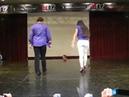 Eddie torres y griselle ponce footwork @ on2 salsa congress 2012