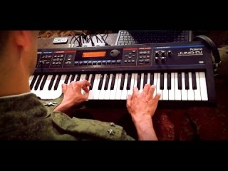Arthur Akhuba is playing Craig Armstrong's piano works
