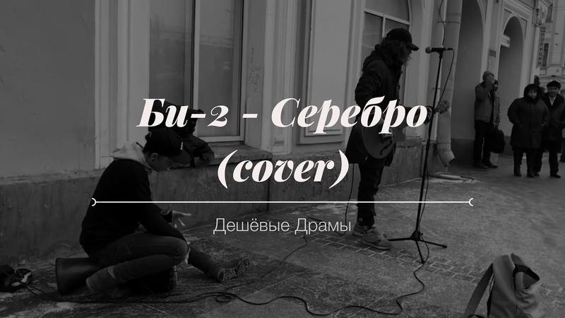 Дешёвые Драмы - Серебро [Би-2] (cover)