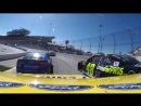 22 Joey Logano Onboard Martinsville Round 6 2018 Monster Energy NASCAR Cup Series