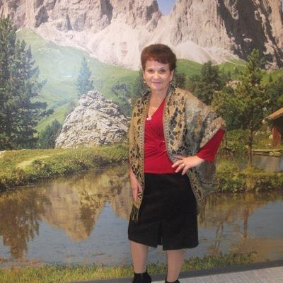 Наталья Расстригина, 12 февраля 1956, Томск, id133696352