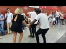 Alegrando la Renfe de Madrid l salsa cubana l timba cubana