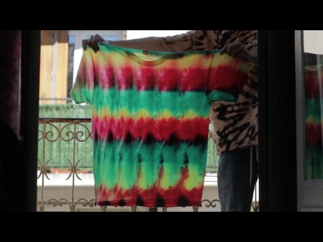 MArieJADE - Tie Dye by Renaud Coquillon