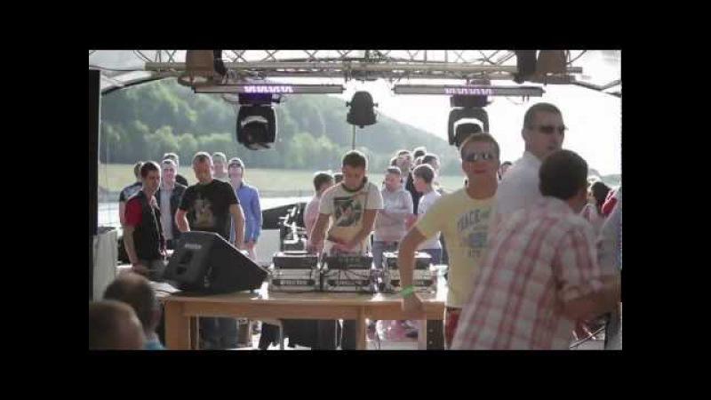 Boat Party 2012.06.23. @ Laivas Aitra, Kaunas
