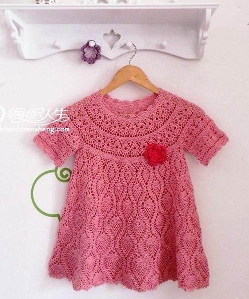 Красивое детское платье (8 фото) - картинка