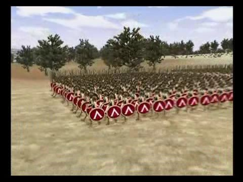 Batalla de las Termópilas (parte1)