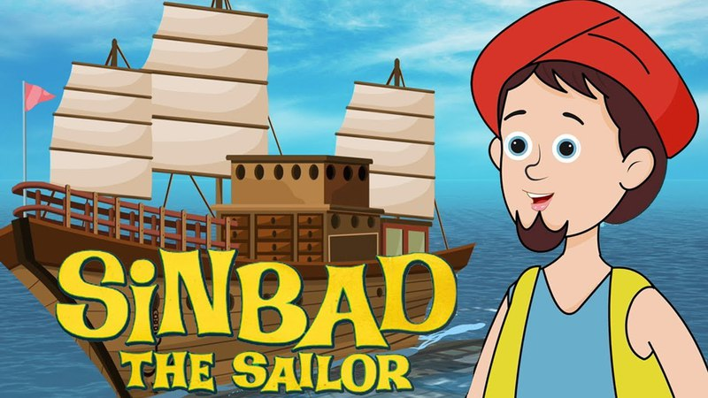 Sinbad The Sailor Full Movie - The Seven Fantastic Voyages of Sinbad - Cartoon Animated Movie