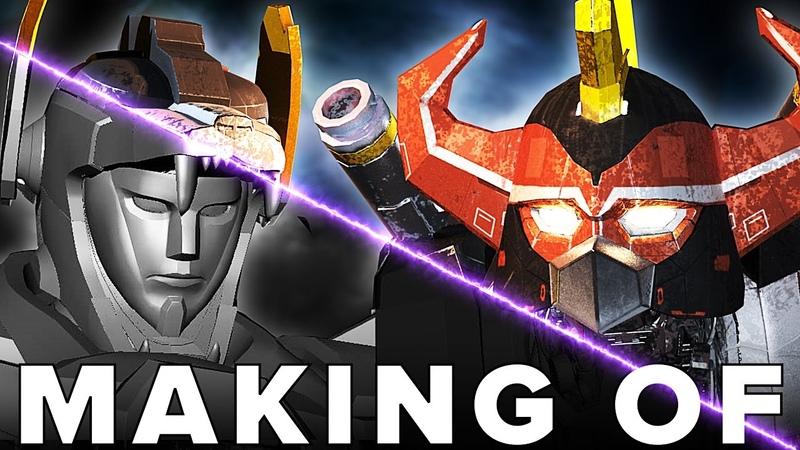 [CGI/VFX BREAKDOWN] POWER RANGERS vs VOLTRON - Minute Match-Ups: Episode 4