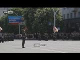 В Луганске прошел парад Победы с участием элитных подразделений ЛНР, воевавших с ВСУ 1