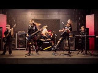 Enter Sandman - Liliac (Official Cover Music Video)