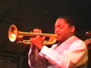 Wynton Marsalis joins Joshua Redman on stage