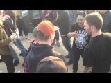 NoizeMC VS Хованский   драка на Versus Межсезонье