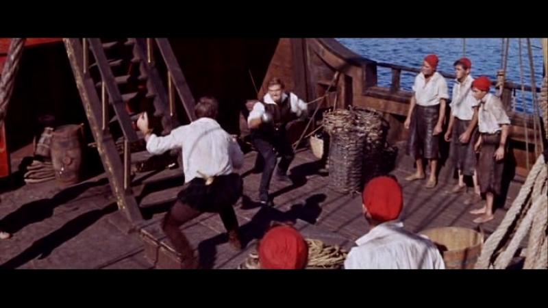 1962 - Семь морей до Кале / Il dominatore dei sette mari