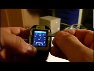 Часы мобильный телефон 1.4