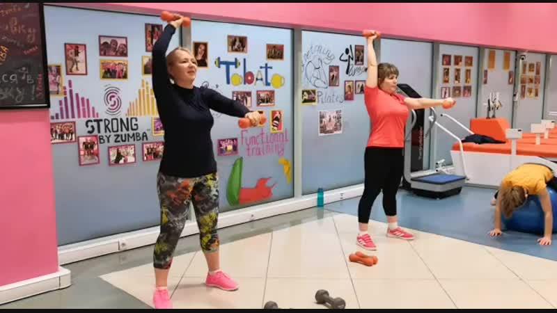 INTERVAL Training с Чукоминой Анастасией ❤❤❤18.02.2019