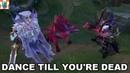 God King Darius Legendary Dance (Dance Till You're Dead ) - League of Legends