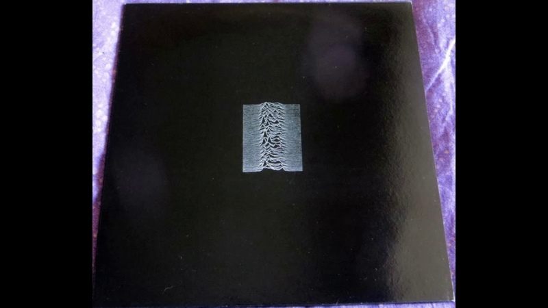 Joy Division Unknown Pleasures 1979 Full Vinyl